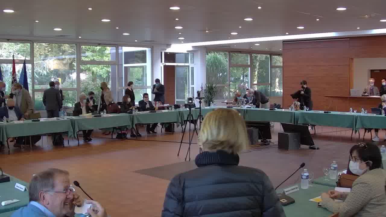 Conseil municipal du 30 septembre 2021
