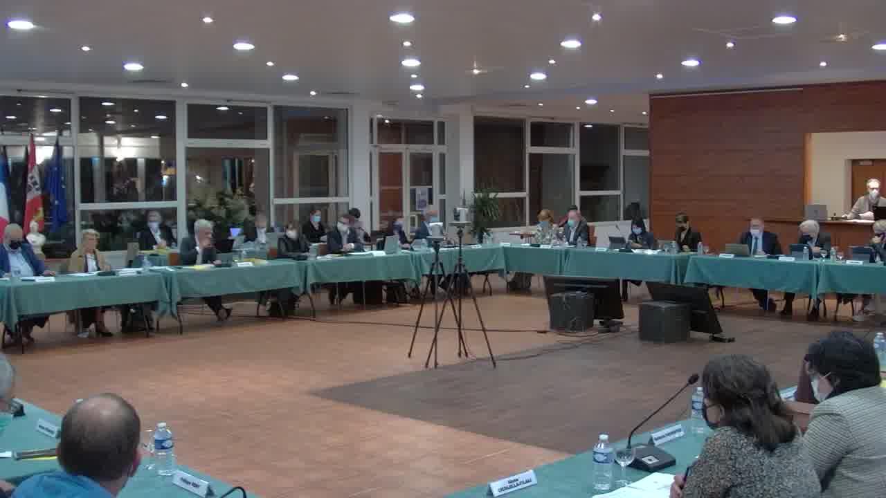 6.1 Convention cadre de subventionnement des clubs sportifs