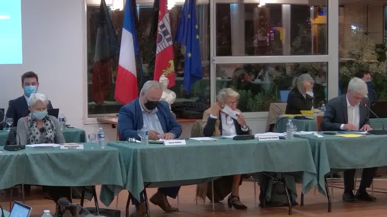 9.1 Convention de prestations informatiques avec le PETR d'Epinal Cœur des Vosges pour un audit